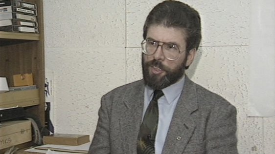 Gerry Adams Speaks