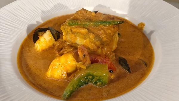 Sunil's Goan Seafood Curry