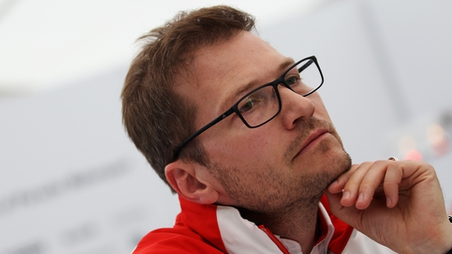 Andreas Seidl has worked in F1 for BMW and more recently as team principal for Porsche in the World Endurance Championship