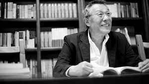 Hwang Sok-yong (born 1943) a hugely influential fiction writer on the Asian scene.