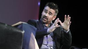 Colin Farrell at the Pendulum Summit (photo: Conor McCabe)