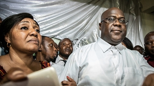The Constitutional Court said Felix Tshisekedi had won by a simple majority