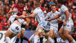 Gloucester lost 36-22 in Thomond Park
