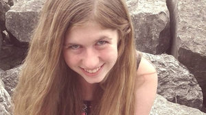 Police said Jayme Closs apparently fled her captor (Pic via Barron County Sheriff Dept Facebook)