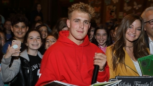 YouTuber Jake Paul is among a number of influencers under fire for promoting the mystery box website to his followers