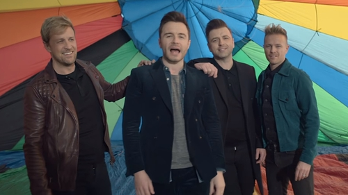 Westlife are back in flying form