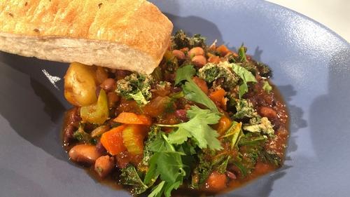 Richy's Vegan Winter Stew