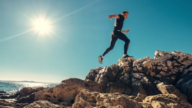 The incline feature can replicate the experience of uphill running (Thinkstock/PA)