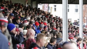 The Shed will have a warm welcome for the Munster men
