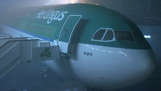 Aer Lingus New Corporate Identity