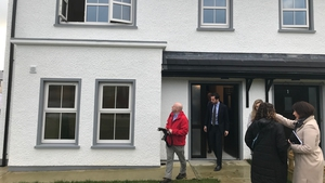 Today Donegal County Council officially opened four developments