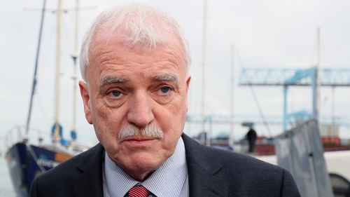 Finian McGrath withdrew his remarks to the Sunday Independent