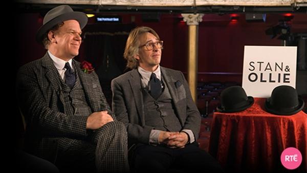 John C Reilly and Steve Coogan