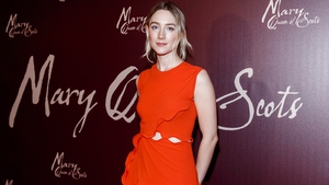 Saoirse Ronan at the Mary Queen of Scots screening at The Stella Theatre in Dublin