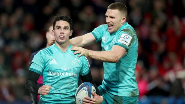 Clinical Munster Demolish Gloucester To Take Control Of Pool 2