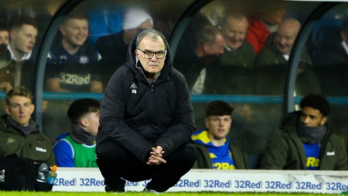 """Leeds United manager Marcelo Bielsa: """"I won't say that I won't do it again. It's a childish position to answer like that."""""""