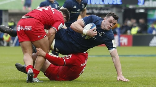 Leinster and Toulouse will meet for the third time in Europe this season for a place in the Champions Cup final