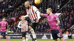 David McGoldrick scores the decisive goal