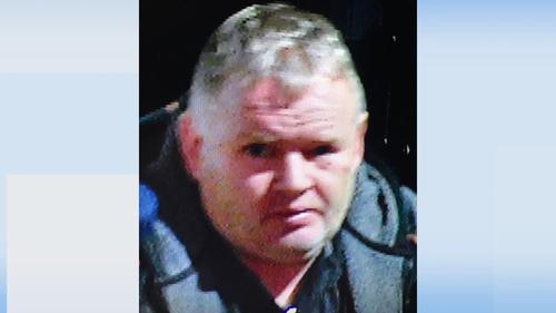 PJ Sweeney was remanded in custody