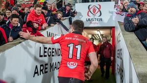 Jacob Stockdale and Ulster turned on the style against Racing