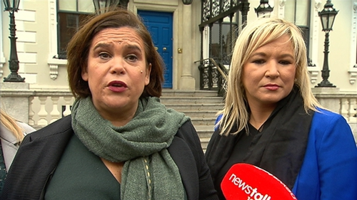 "Mary Lou McDonald said: ""We believe the Venezuelan election was open and democratic"""