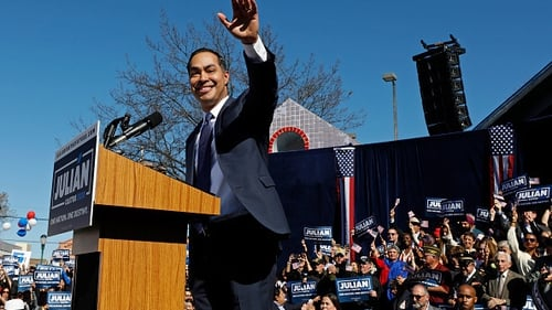 Often called a rising star in the Democratic Party, Julian Castro, was Barack Obama's housing secretary