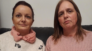 Sarah Butler (L) and Jackie Fox have raised the issue of cyber-bullying