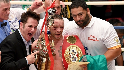"""TJ Doheny: """"I know how motivated he will be in his first world title fight, just as I was in Tokyo."""""""