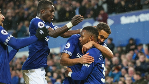 It was a much-needed three points for the Toffees