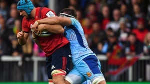 Munster and Exeter drew 10-10 in the opening round