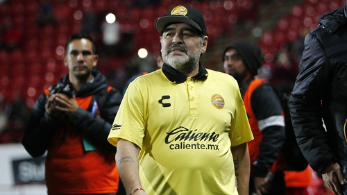 Maradona undergoes surgery for stomach bleeding