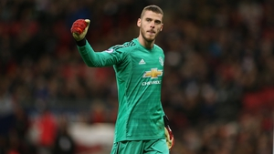 David De Gea's future remains uncertain