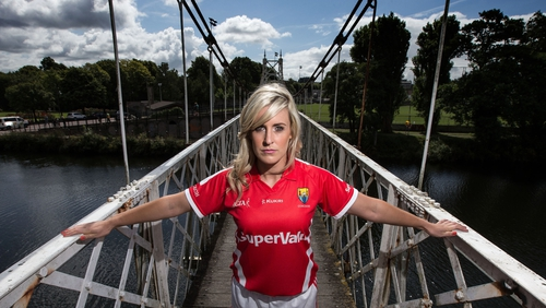 Bríd Stack certainly had a stellar career in the Cork jersey
