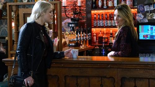 More drama between Hayley and Carol on Fair City this week