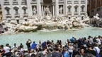 Rome city and church in row over Trevi Fountain coins