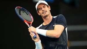Andy Murray is hoping that he can make Wimbledon in July