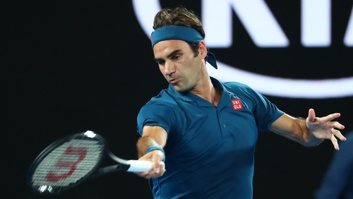 Federer has promised to return to Paris next year