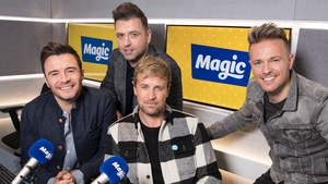 "Kian Egan: ""The first tour was probably verging on being a bunch of lunatics"""