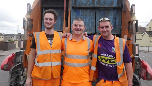 Ryan-Gould-Jonathan-Dennehy-and-Ivan-Hegarty-who-drive-a-Country-Clean-bin-lorry-in-Cork