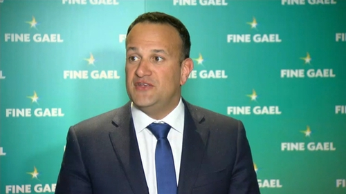 Taoiseach Leo Varadkar said Ireland must be prepared for all eventualities