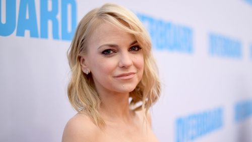 """Anna Faris - """"I'm so happy for you both!!"""""""