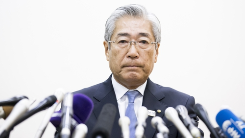 Tsunekazu Takeda insists there was no corruption around the awarding of the 2020 Olympic Games