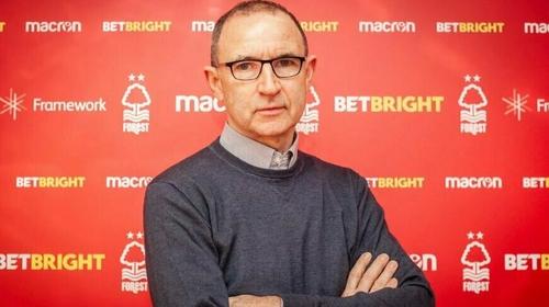 Martin O'Neill has been confirmed as new Nottingham Forest boss