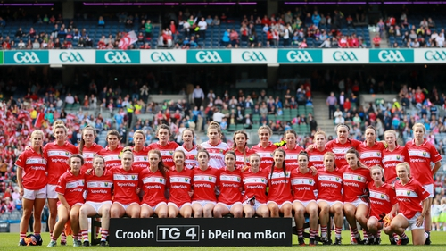 Cork Ladies will line out at the Páirc