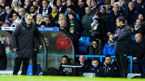 Marcelo Bielsa irked Frank Lampard with the approach