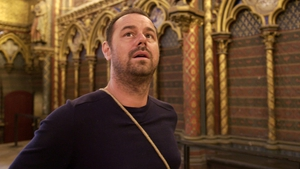 "Danny Dyer - ""It's just so much to take in. I'm related to a saint"""