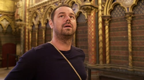 """Danny Dyer - """"It's just so much to take in. I'm related to a saint"""""""