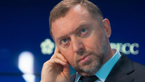 Oleg Deripaska agreed to reduce stake in Rusal, which owns Aughinish Alumina, in order get sanctions lifted
