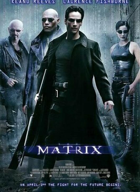 "20th anniversary of ""The Matrix"""