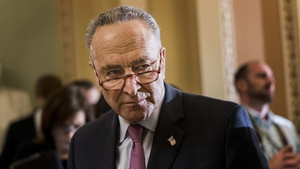 US Senate Minority Leader Chuck Schumer described the lifting of the sanctions as a sham